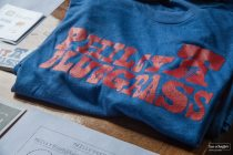 Philly Bluegrass tees were popular.